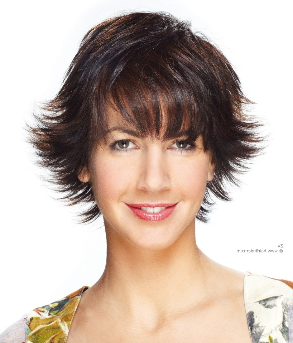 Best ideas about Short Flipped Hairstyle . Save or Pin Layered Flipped Out Hairstyles Now.