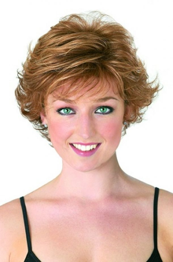 Best ideas about Short Flippy Haircuts . Save or Pin Asset Is A Beautiful Wig Featuring Lots Voluminised Now.