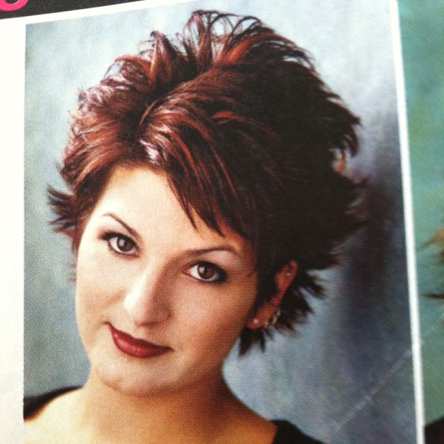 Best ideas about Short Flippy Haircuts . Save or Pin Flippy do maybe I should try a side part Now.
