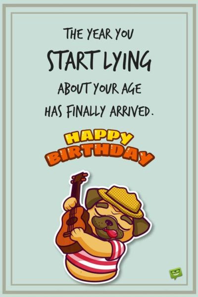 Best ideas about Short Funny Birthday Wishes . Save or Pin Birthday Jokes Now.