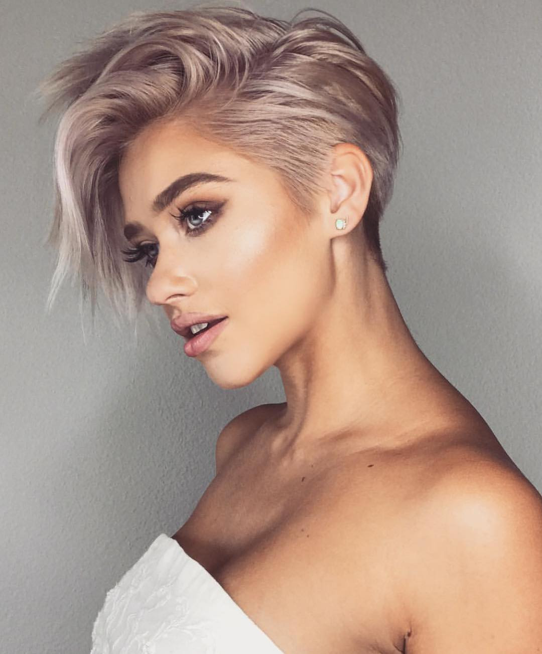 Best ideas about Short Haircuts For Girls 2019 . Save or Pin 10 Trendy Very Short Haircuts for Female Cool Short Hair Now.