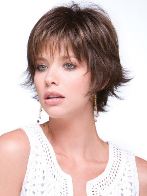 Best ideas about Short Haircuts For Round Faces And Thin Hair . Save or Pin 16 Sassy Short Haircuts For Fine Hair Now.