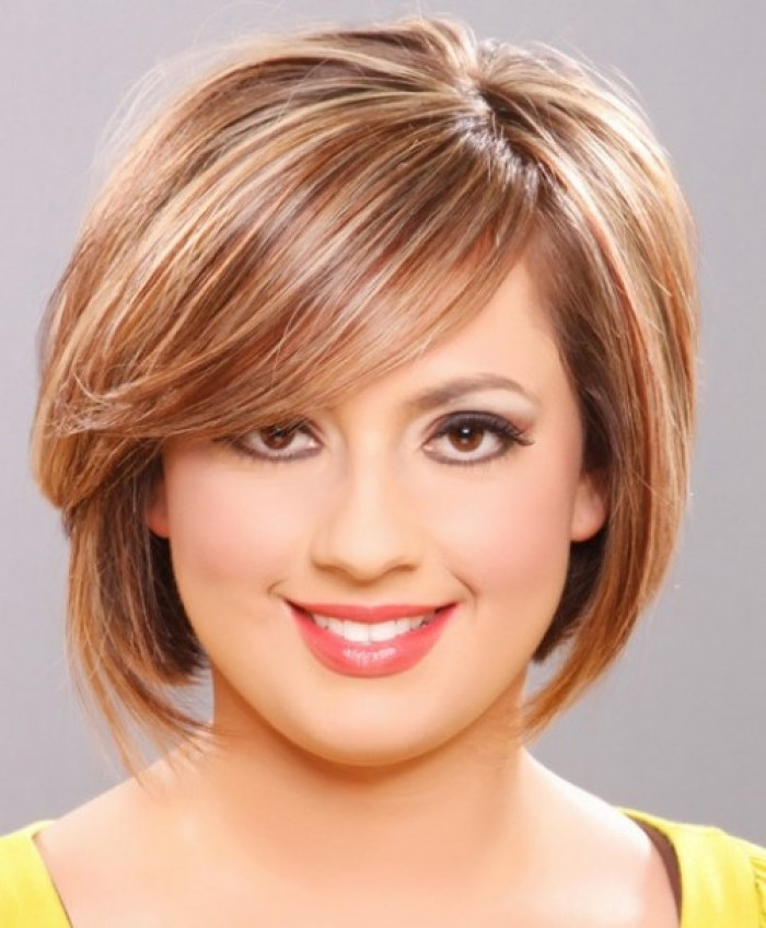 Best ideas about Short Haircuts For Round Faces And Thin Hair . Save or Pin PROM HAIRSTYLES Now.