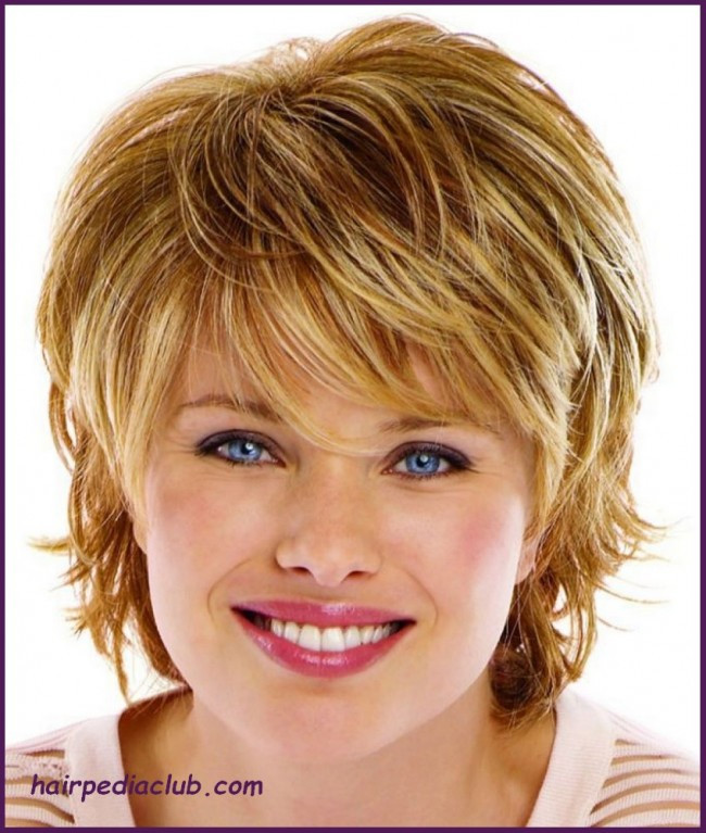 Best ideas about Short Haircuts For Round Faces And Thin Hair . Save or Pin 5 Short Haircuts For Fine Hair And Round Faces Now.