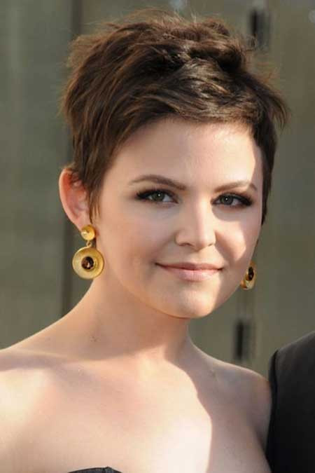 Best ideas about Short Haircuts For Round Faces . Save or Pin 30 Best Short Hairstyles for Round Faces Now.