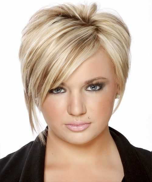 Best ideas about Short Haircuts For Round Faces . Save or Pin Best Short Hairstyles for Round Faces 2015 Now.