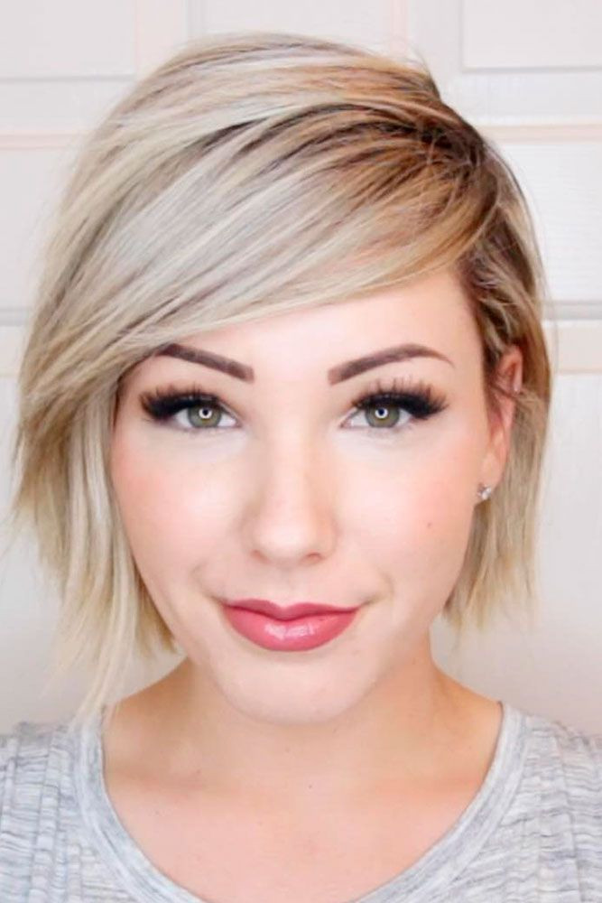 Best ideas about Short Haircuts For Round Faces . Save or Pin 25 best ideas about Round Face Hairstyles on Pinterest Now.