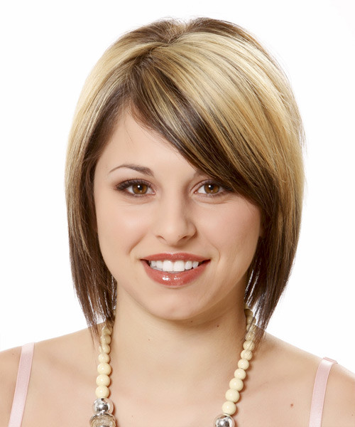 Best ideas about Short Haircuts For Round Faces . Save or Pin Short hairstyles for round faces Now.