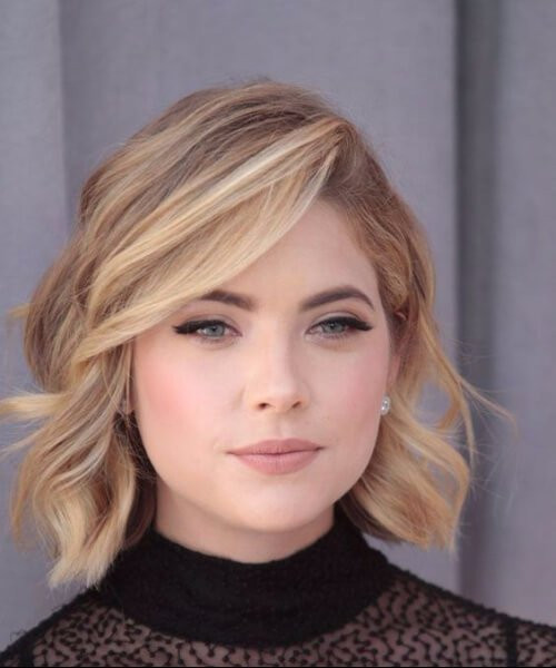 Best ideas about Short Haircuts For Round Faces . Save or Pin The Best 70 Haircuts for Round Faces My New Hairstyles Now.