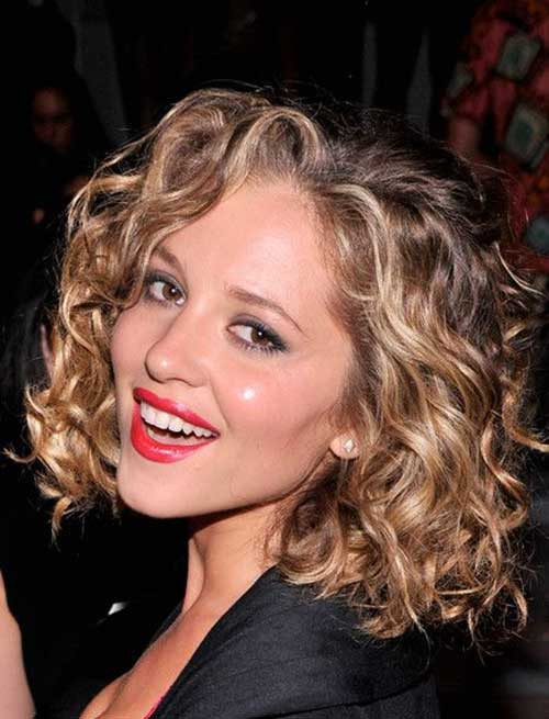 Best ideas about Short Haircuts For Thinning Curly Hair . Save or Pin 20 Very Short Curly Hair Now.