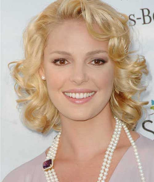 Best ideas about Short Haircuts For Thinning Curly Hair . Save or Pin Short Curly Hairstyles for Thin Hair Now.
