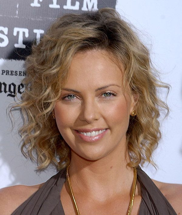 Best ideas about Short Haircuts For Thinning Curly Hair . Save or Pin How to Make Fine Curly Hair Look More Polished Now.