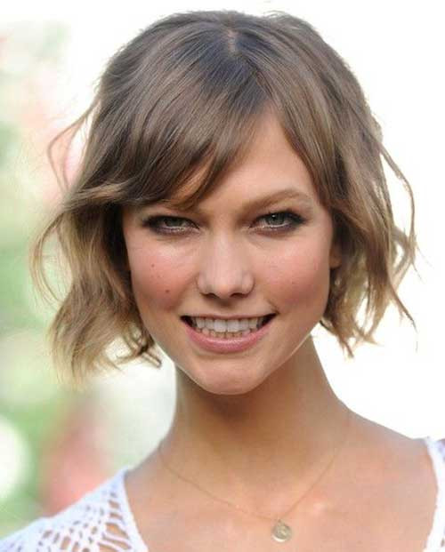 Best ideas about Short Haircuts For Thinning Curly Hair . Save or Pin 10 Short Hairstyles for Thin Wavy Hair Now.