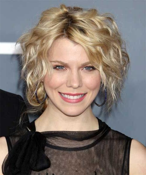 Best ideas about Short Haircuts For Thinning Curly Hair . Save or Pin 20 Collection of Short Haircuts For Thin Curly Hair Now.