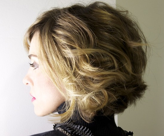 Best ideas about Short Haircuts For Wavy Hair . Save or Pin 20 Best Short Wavy Haircuts for Women PoPular Haircuts Now.