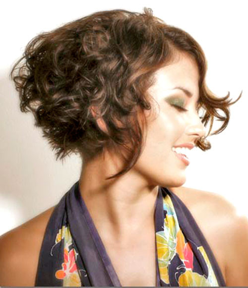 Best ideas about Short Haircuts For Wavy Hair . Save or Pin Marvelous Looking Short Hairstyles for Curly Hair Ohh My My Now.