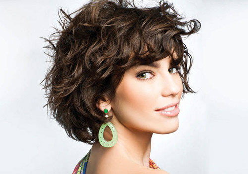 Best ideas about Short Haircuts For Wavy Hair . Save or Pin 20 Short Wavy Hairstyles Now.