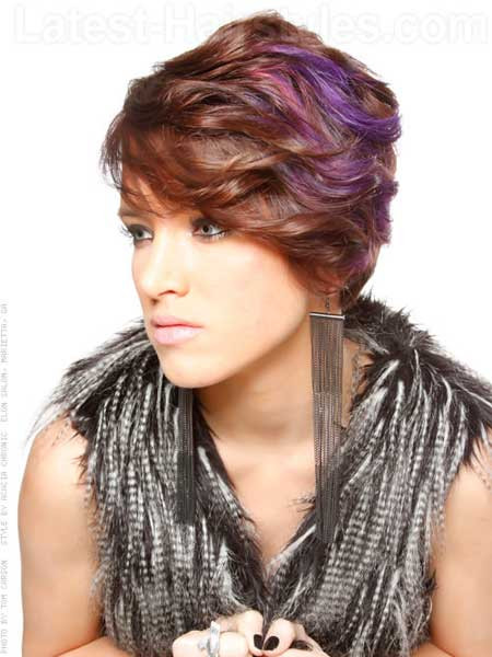 Best ideas about Short Haircuts For Wavy Hair . Save or Pin 25 Short Wavy Hairstyles for Women Now.
