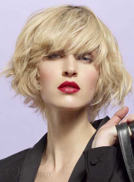 Best ideas about Short Haircuts For Wavy Hair . Save or Pin Short Wavy Haircuts 2013 Now.