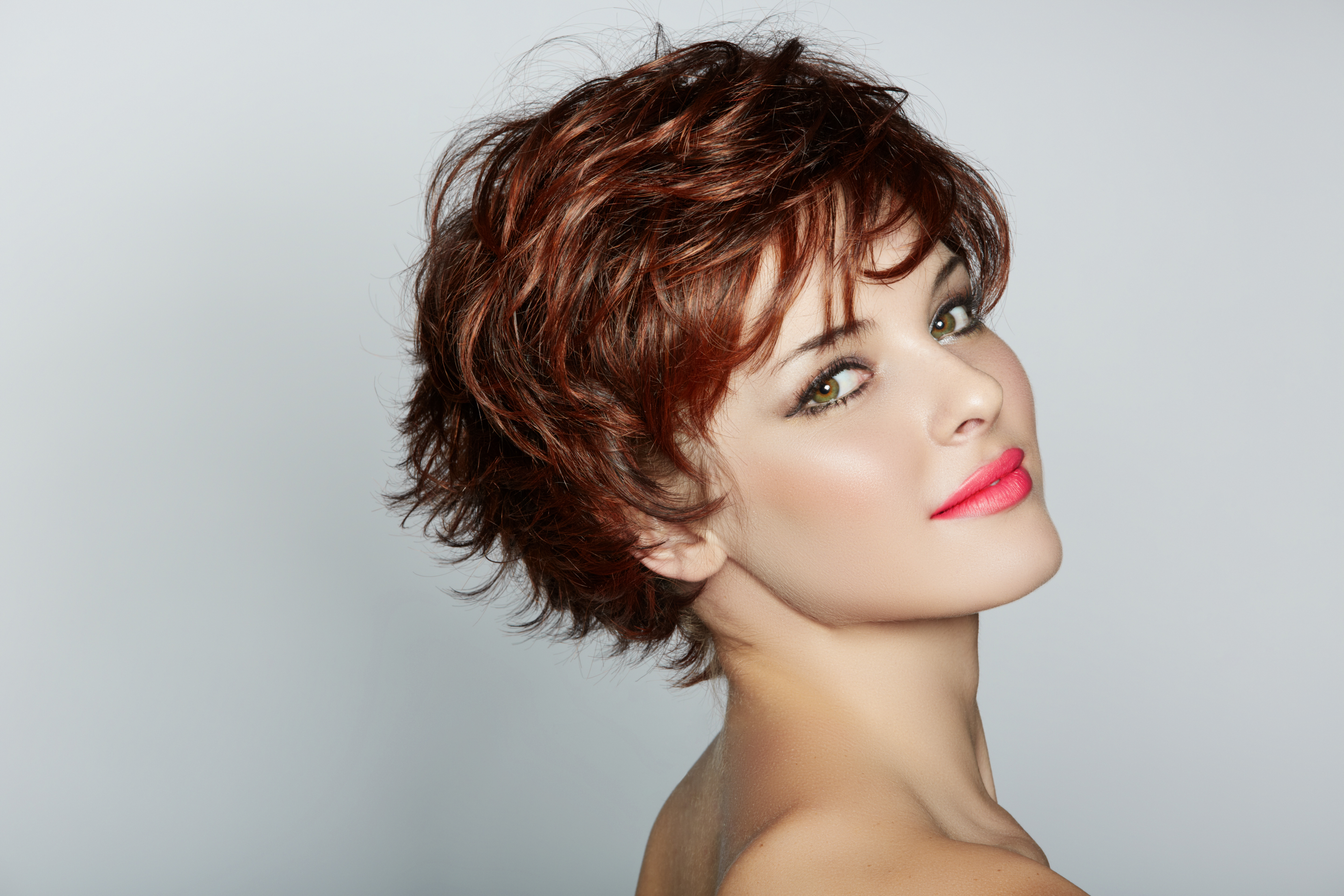 Best ideas about Short Haircuts For Wavy Hair . Save or Pin 25 Short Curly Hair With Bangs Now.