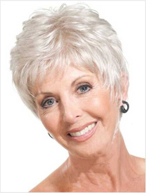Best ideas about Short Haircuts For Women Over 60 . Save or Pin 15 Best Short Hair Styles for Women Over 60 Now.