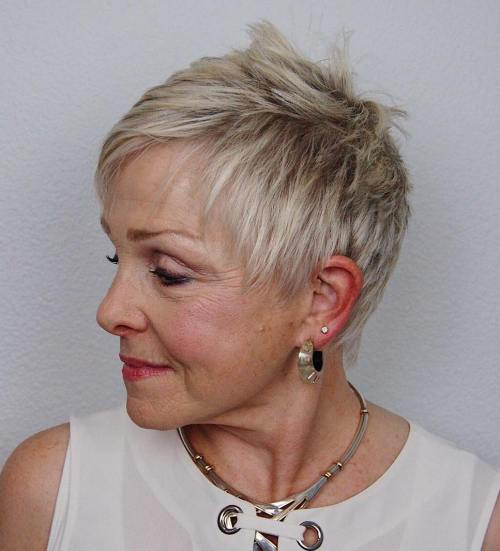 Best ideas about Short Haircuts For Women Over 60 . Save or Pin 60 Best Hairstyles and Haircuts for Women Over 60 to Suit Now.