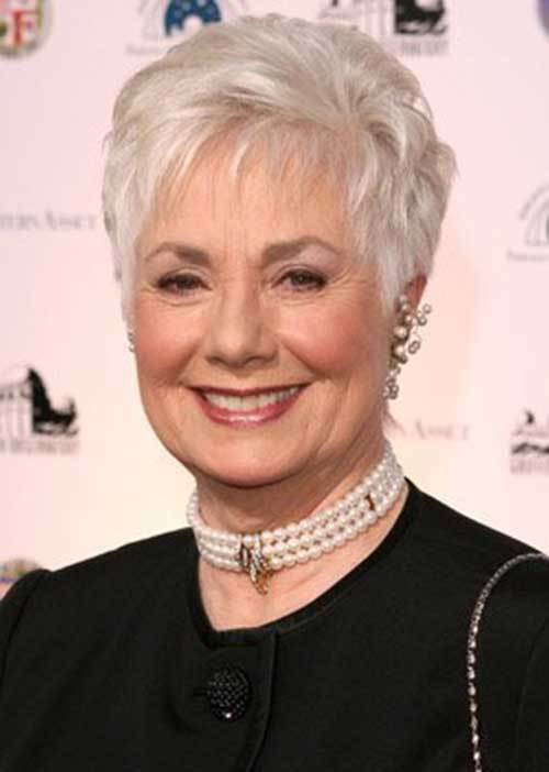 Best ideas about Short Haircuts For Women Over 60 . Save or Pin Cute Short Hairstyles for Women Over 60 Now.