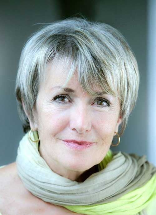 Best ideas about Short Haircuts For Women Over 60 . Save or Pin 25 Short Hair For Women Over 60 Now.