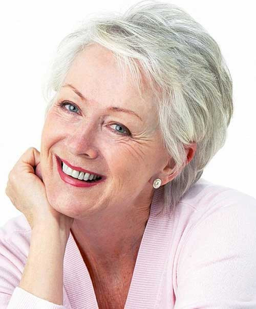 Best ideas about Short Haircuts For Women Over 60 . Save or Pin 20 Short Haircuts For Over 60 Now.