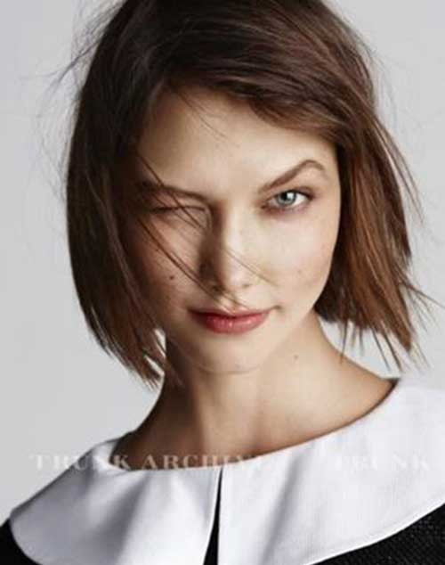 Best ideas about Short Haircuts Straight Hair . Save or Pin 20 Short Hairstyles for Fine Straight Hair Now.