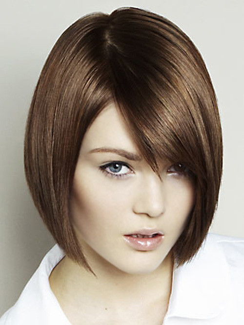 Best ideas about Short Haircuts Straight Hair . Save or Pin Short Straight Haircut for Women Now.