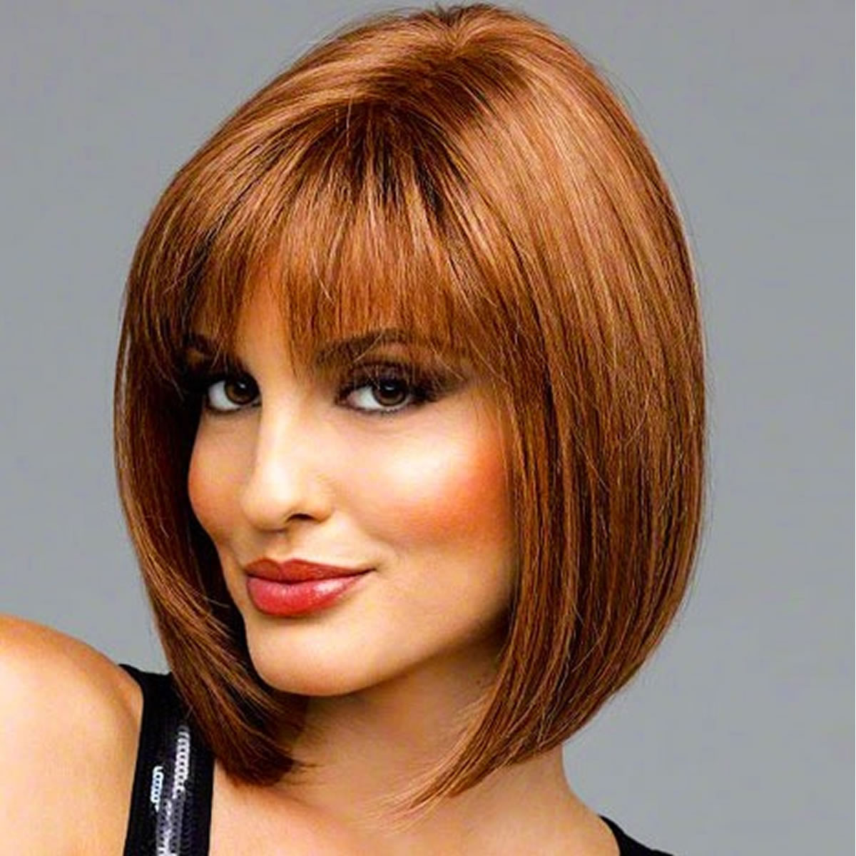 Best ideas about Short Haircuts With Bangs 2019 . Save or Pin The Best 30 Short Bob Haircuts – 2018 Short Hairstyles for Now.