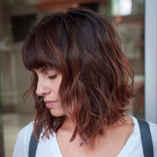 Best ideas about Short Haircuts With Bangs 2019 . Save or Pin 32 Short Hairstyles to Try in 2019 Southern Living Now.