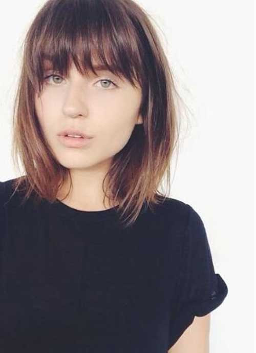 Best ideas about Short Haircuts With Bangs 2019 . Save or Pin 30 Super Short Haircuts With Bangs Now.