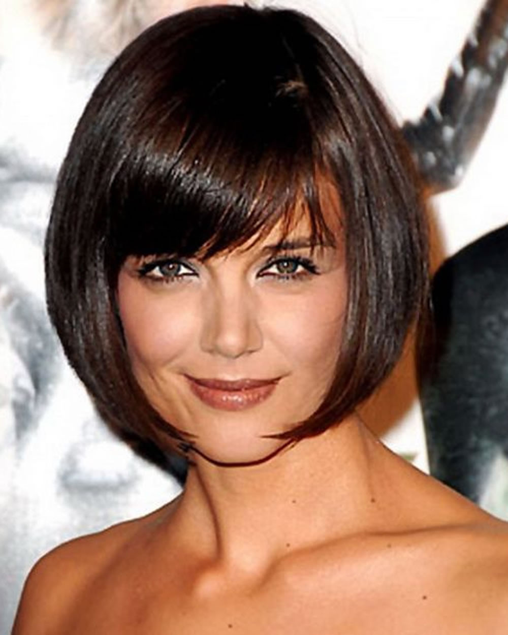 Best ideas about Short Haircuts With Bangs 2019 . Save or Pin 30 Best Short Bob Haircuts with Bangs and Layered Bob Now.