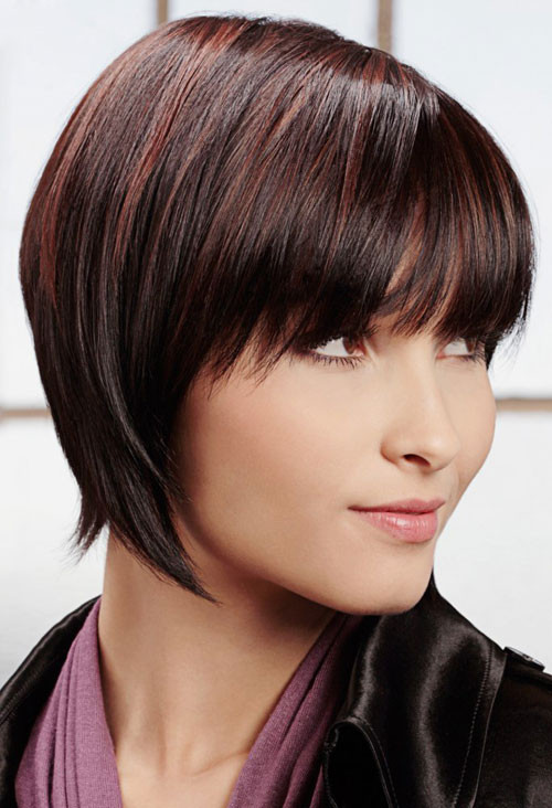 Best ideas about Short Hairstyles Cuts For Women . Save or Pin 20 Haircut for Short Straight Hair Now.