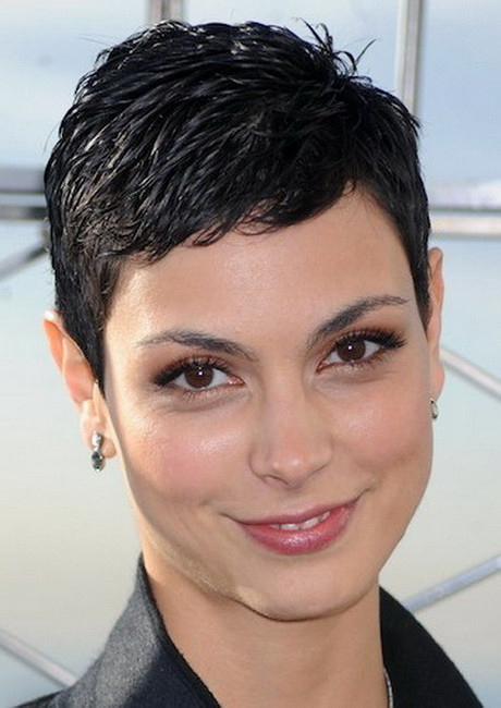 Best ideas about Short Hairstyles Cuts For Women . Save or Pin Super short pixie haircuts for women Now.
