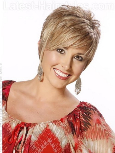 Best ideas about Short Hairstyles Cuts For Women . Save or Pin Short wispy haircuts Now.