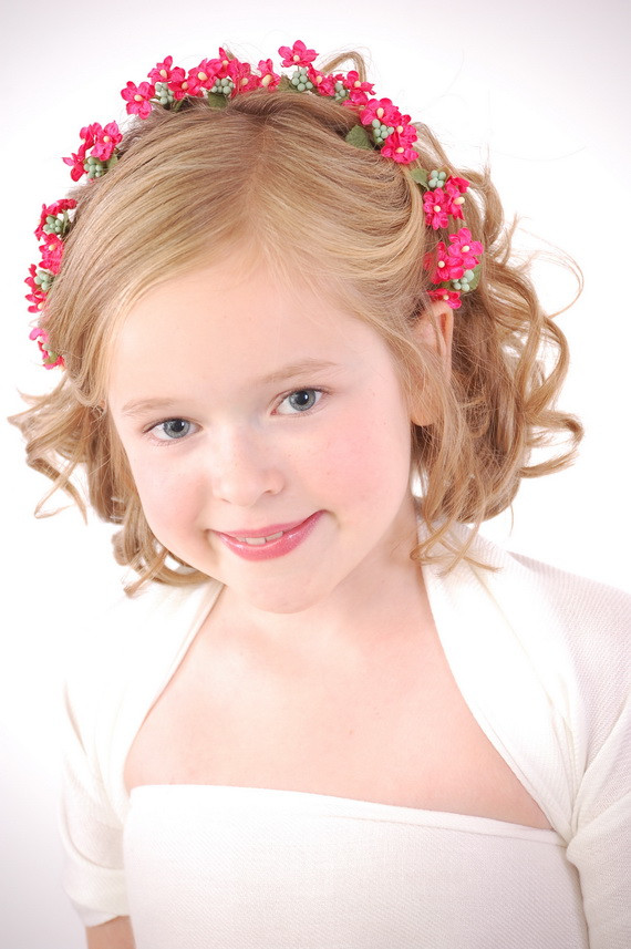Best ideas about Short Hairstyles For Little Girls . Save or Pin Short Pageant Hairstyles for Little Girls Now.