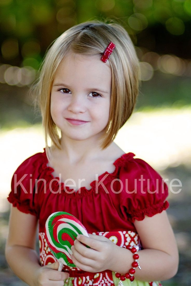 Best ideas about Short Hairstyles For Little Girls . Save or Pin Best 25 Little girl bob ideas on Pinterest Now.