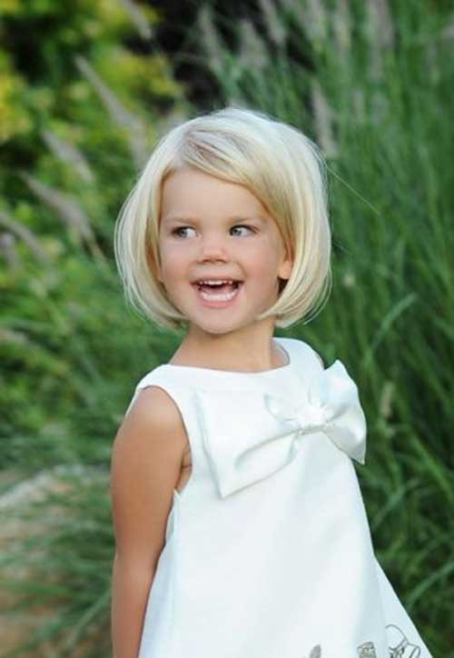 Best ideas about Short Hairstyles For Little Girls . Save or Pin 15 Cute Short Hairstyles for Girls Now.