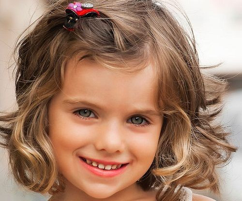 Best ideas about Short Hairstyles For Little Girls . Save or Pin 50 Cute Haircuts for Girls to Put You on Center Stage Now.