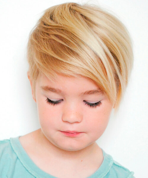 Best ideas about Short Hairstyles For Little Girls . Save or Pin Hairstyles for short hair male and female Now.