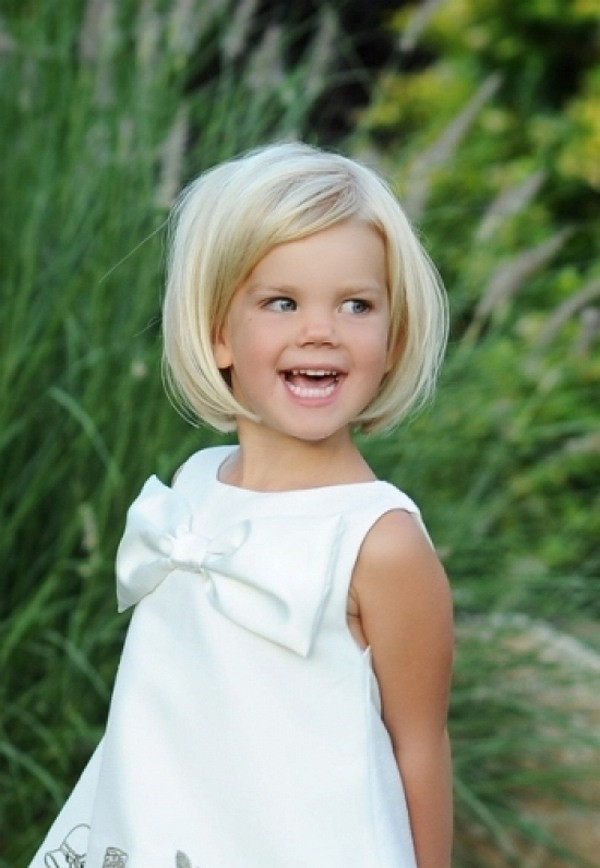 Best ideas about Short Hairstyles For Little Girls . Save or Pin Little girl hairstyles for long and short hair for any Now.