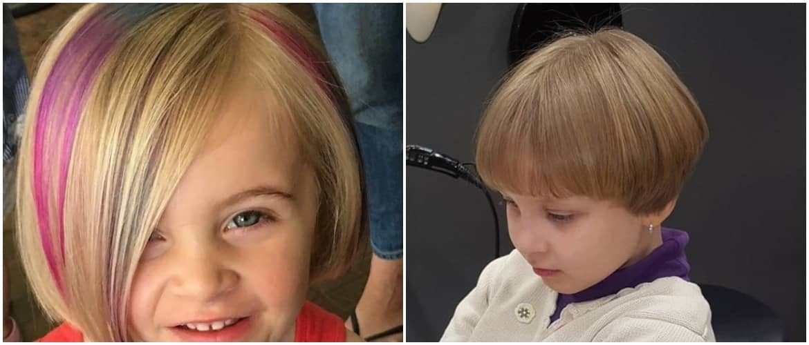 Best ideas about Short Hairstyles For Little Girls . Save or Pin 70 Short Hairstyles for Little Girls 2018 Mr Kids Haircuts Now.