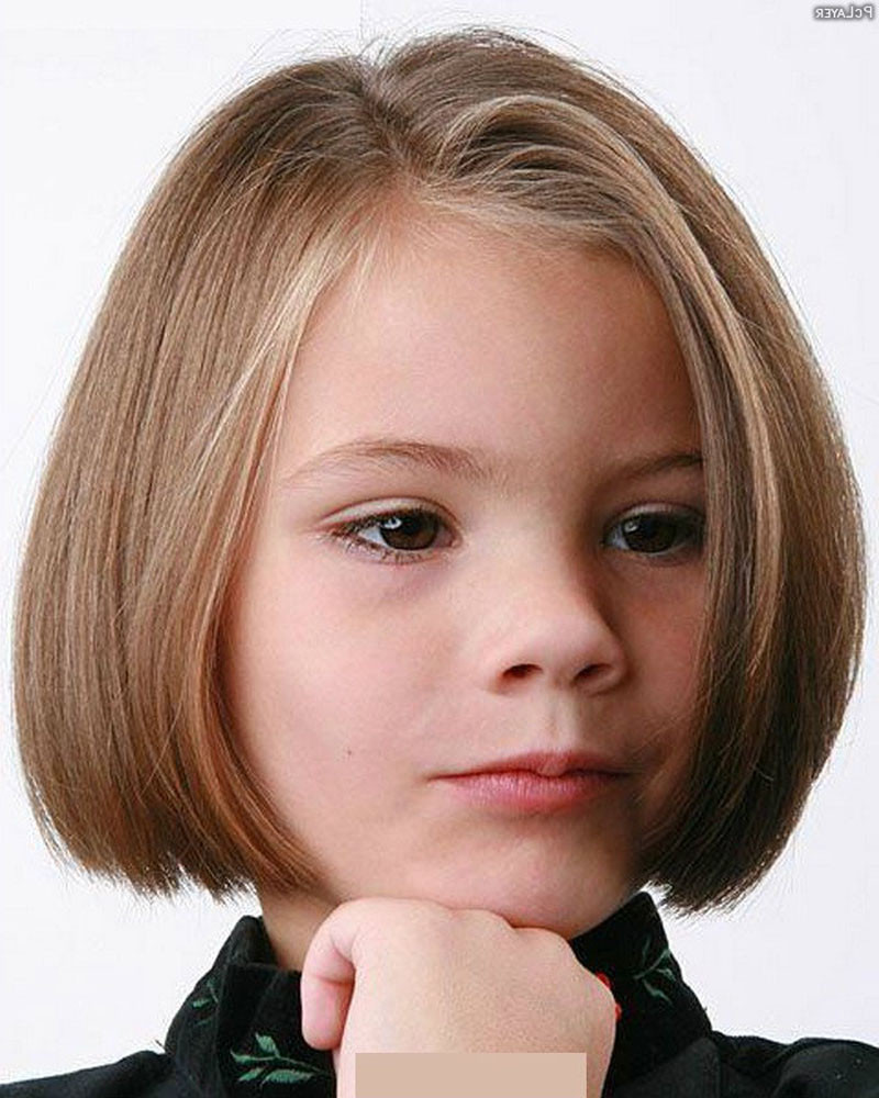 Best ideas about Short Hairstyles For Little Girls . Save or Pin What is the best Little girls short haircuts Now.