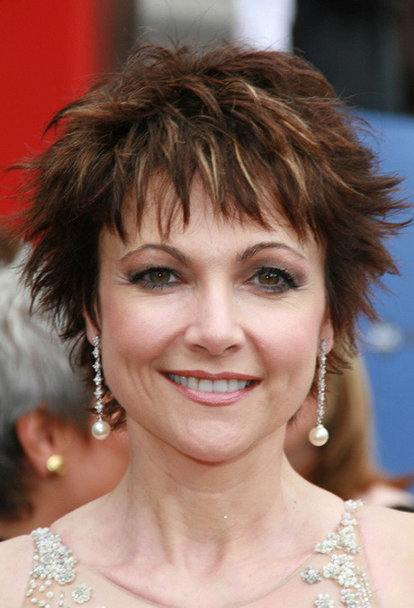 Best ideas about Short Hairstyles For Over 50 Fine Hair . Save or Pin Hairstyles for women over 50 with fine hair Now.