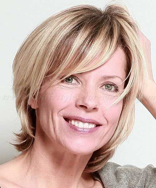 Best ideas about Short Hairstyles For Over 50 Fine Hair . Save or Pin 20 Short Hair Styles For Over 50 Now.