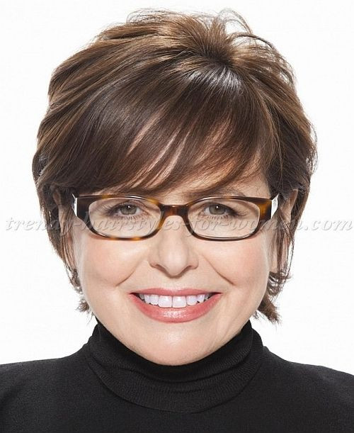 Best ideas about Short Hairstyles For Over 50 Fine Hair . Save or Pin short hairstyles over 50 hairstyles over 60 short Now.