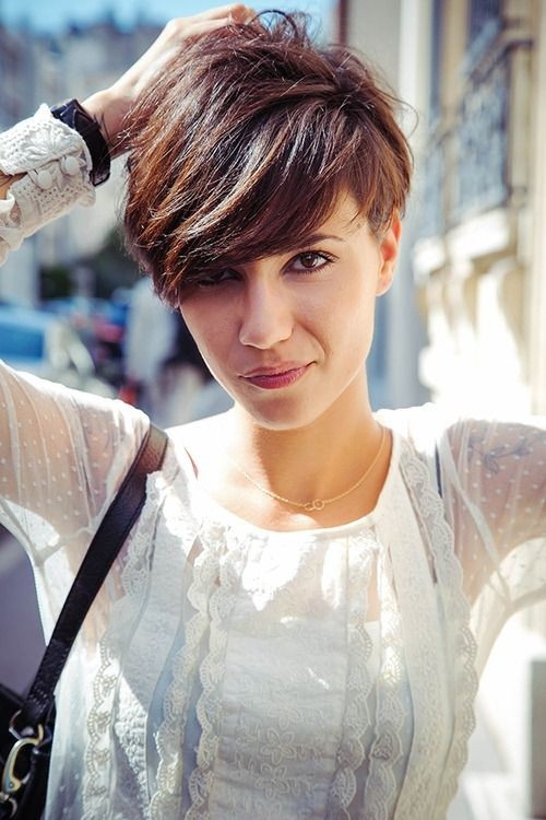 Best ideas about Short Hairstyles For Short Hair . Save or Pin Best New Short Hairstyles for Long Faces PoPular Haircuts Now.